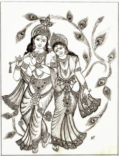 7 Best Radha Krishna Pictures Images Krishna Pictures Indian Art Paintings Krishna Drawing