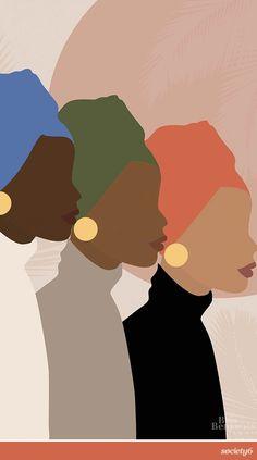 "Now On View: Bria Benjamin – ""Homebound"" Art by Bria Benjamin. Meet the arti… Now On View: Bria Benjamin – ""Homebound"" Art by Bria Benjamin. Meet the arti…,artsy Now On View: Bria Benjamin –. Art Painting, Afrocentric Art, Black Girl Art, Illustration Art, Create Picture, Art, Canvas Art, Meet The Artist, Pop Art"
