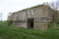German bunker..Holland.