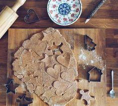 Perníčky • CukrFree.cz Paleo, Keto, Sugar Free, Sweets, Cookies, Baking, Advent, Desserts, Christmas