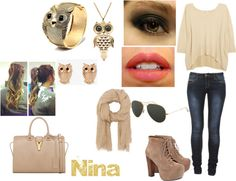 """saida"" by rafytommo ❤ liked on Polyvore"