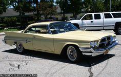 1960 Chrysler 300F - Adauga anunt GRATUIT - http://automobileclasice.ro -