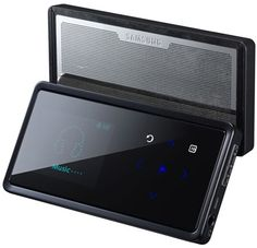 Samsung Unveils New YP-K5 MP3 Player | FutureMusic the latest news on future music technology DJ gear producing dance music edm and everything electronic