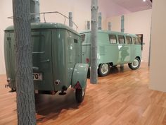 VW Kombi van and trailer   by Grenzeloos1