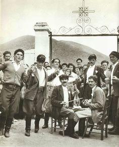 Κρήτη 1950 ...ενα φωτογραφικό άλμπουμ του Γάλλου Φωτογράφου Claude Dervenn   a