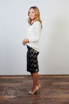 The Perfect Holiday Skirt!   Jane