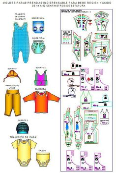 Patronaje Total Infantil: ElPatronaje Total Infantil es el paquete mas completo pues se incluye el Sistema de Moldes Avanzados para diseñar ropa infantil y moldes ya terminados listos para confecc…