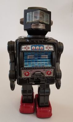 """Soil Sampler Attachment for the Lost in Space Robot 16/"""" Masudaya Figure"""