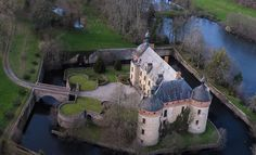 Castles, Châteaux, and Fortresses - Content concerning historic fortifications and palaces. Limousin, Saint Germain, French History, France, Fortification, Rhone, High Quality Images, Palace, Beautiful Places