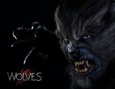 A werewolf from the movie Wolves