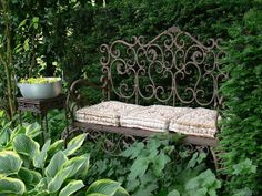 Love this beautiful bench!