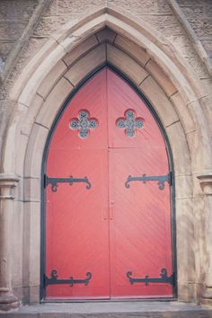 I have this weird obsession with doors....