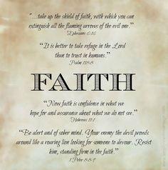 Armor Graphic faith