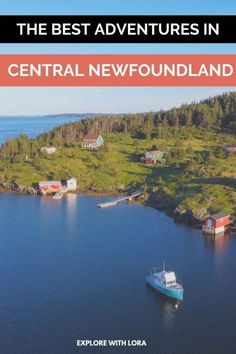 Looking for the best things to do in Newfoundland? Don't miss these 10 epic outdoor adventures in Central Newfoundland. From whale watching in the Bonavista Bay to sea kayaking at the Bay of Exploits, you don't want to miss these Newfoundland adventures. #newfoundland #canada #adventuretravel #top10 Newfoundland And Labrador, Newfoundland Canada, Backpacking Canada, Ontario Travel, Canadian Travel, Viewing Wildlife, Adventure Activities, Boat Tours, Whale Watching