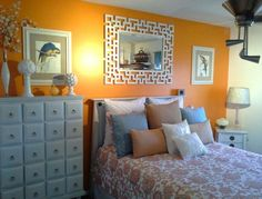 Home Goods bedroom makeover.