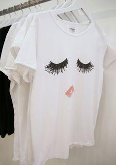 lashed + lips