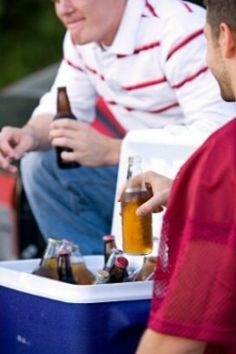 College students are tempted to drink either from peer pressure or because of parents who drink; either way alcohol affects adolescent brains more than adults.