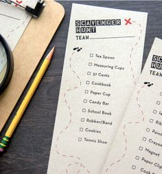 Send the kids on a scavenger hunt that's really fun and exciting! It's a great activity for birthday parties or for kids who have 'nothing to do.' We even have printable lists of items to get the hunt started!