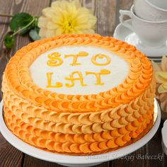 Homemade Pastries, Red Velvet, Birthday Cake, Cooking Recipes, Sweets, Cream, Baking, Calzone, Desserts