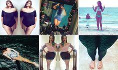 Curvy women celebrate 'mermaid thighs' as new trend sweeps Instagram