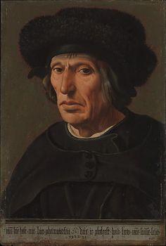 Maarten van Heemskerck   Jacob Willemsz. van Veen (1456–1535), the Artist's Father   The Met