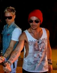 Leto Brothers ❤️ ❤️
