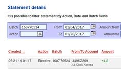 If you are a PASSIVE INCOME SEEKER, then AdClickXpress (Ad Click Xpress) is the best ONLINE OPPORTUNITY for you. Here is my Withdrawal Proof from AdClickXpress. I get paid daily and I can withdraw daily. Online income is possible with ACX, who is definitely paying - no scam here  https://twitter.com/svathh/status/822029740987056130