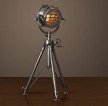Perhaps there is a cheaper style out there. I love studio lamp lighting though! Royal Master Sealight Floor Lamp