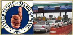 PRM pide gobierno deje sin efecto alza en peajes; dice se suma al costo de la…