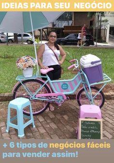 ⬇️ SEU NEGÓCIO PRÓPRIO Cake Shop Design, Bike Food, Ice Candy, Food Stall, Backyard Bbq, Food Presentation, Food Truck, Street Food, Food Art