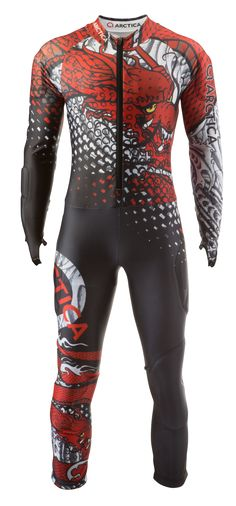 Arctica Tattoo GS Speed Suit. FIS approved $300 adult/$250 youth.