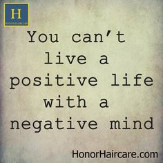 """You can't live a postive life with a negative mind.  """"The best hair treatment I have ever tried. It repairs my long bleached blonde hair."""" -Selma T. Huntsville, NY Honor Haircare Dry Solution Moisturizing  Mask, $49.95  Click here to purchase: http://www.honorhaircare.com/#!product/prd2/1188746271/dry-solution-moisturizing-mask @birchbox @beautyhigh @lbqblog"""