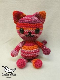 Die 31 Besten Bilder Von Amigurumi Katzen Cat Crochet Crochet