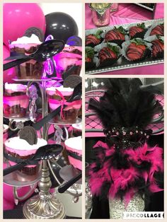 Tashae's Masquerade Birthday Party | CatchMyParty.com