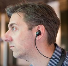 The Bose QuietControl 30 headphones