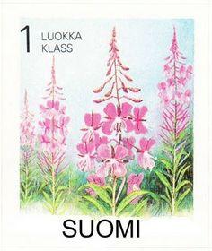 OULUN 1: SUOMI FINLAND -postimerkit