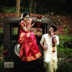 Image may contain: one or more people, people standing and outdoor Indian Wedding Couple Photography, Wedding Couple Photos, Indian Wedding Photos, Wedding Couple Poses Photography, Romantic Wedding Photos, Pre Wedding Photoshoot, Wedding Poses, Wedding Shoot, Wedding Couples