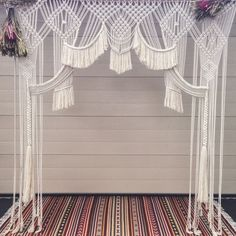 Image result for Macrame wall hanging two colors