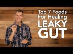 How To Heal Your Gut: 8 Signs You Have Leaky Gut, 7 Reasons Why & 10 healthy solutions to heal and maintain your gut health for fast relief. A Must Read! Dr Josh Axe, Dr Axe, Gut Health, Health And Wellness, Health Tips, Leaky Gut Diet, How To Heal Leaky Gut, Lair Ribeiro, Leaky Gut Syndrome
