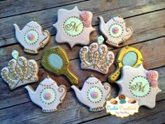 Beauty and The Beast Cookies