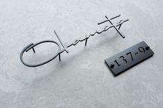 Signage Design, Plates, Company Number, Interior, Licence Plates, Dishes, Griddles, Indoor, Dish