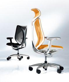 Office Seating [Sabrina]   历届获奖作品   Good Design Award