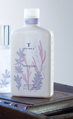 Pin-It-To-Win-It: Thymes Lavender Body Lotion