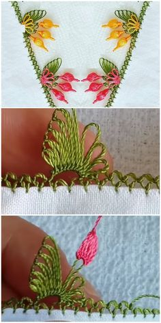 Eskimeyen İğne Oyalarından Bir Oya Modeli - Icky Tutorial and Ideas Hand Embroidery, Embroidery Designs, Mermaid Cosplay, Teneriffe, Chicken Scratch, Crochet Borders, Needle Lace, Wedding Dress Styles, Pin Cushions