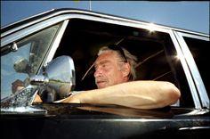 """""""Old cars go to heaven"""" photo series by Tomek Rykaczewski"""