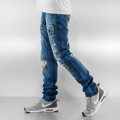 JEAN ΠΑΝΤΕΛΟΝΙ PATCH BLUE | τζιν παντελονια ανδρικα