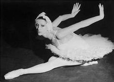 Maya Plisetskaya - The Dying Swan.  I saw her do this when she was in her 60s!