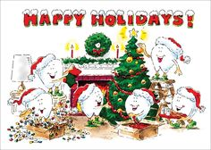 -Happy Holidays Teeth!  From all of us at Dealon Dental to all of you and yours...Happy Holidays & Best Wishes for a Great New Year!