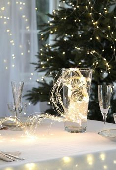 Dew Drops, Time Of The Year, Wonderful Time, Daisy, Christmas Tree, Christmas Ideas, Led, Table Decorations, Holiday Decor