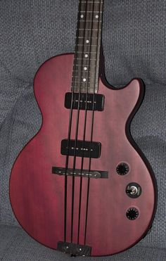 Over the past year I've completed several guitar to super short scale bass conversions similar to the one being started by kohanmike but I used Epiphone Dot Studio semi-hollow six string (see my avatar) and Epiphone Les Paul P90 six strings as donor guitars.